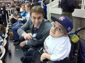 eric the actor San Jose Sharks