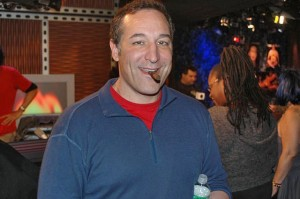 Sam Simon on The Howard Stern Show