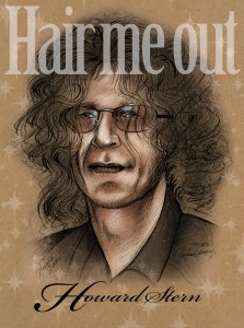 Howard Stern Hair