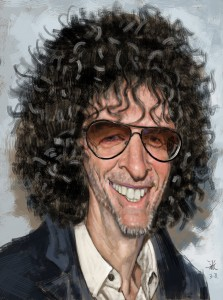 Howard Stern Sirius 2015