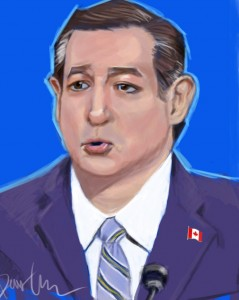Ted Cruz the Canadian
